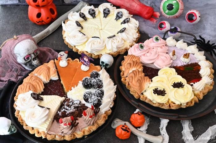 爸媽都很喜歡的甜點店,台中超過50年的甜點店一樣跟風萬聖節,恰吉、醫生不稀奇,哆啦a夢也可以?