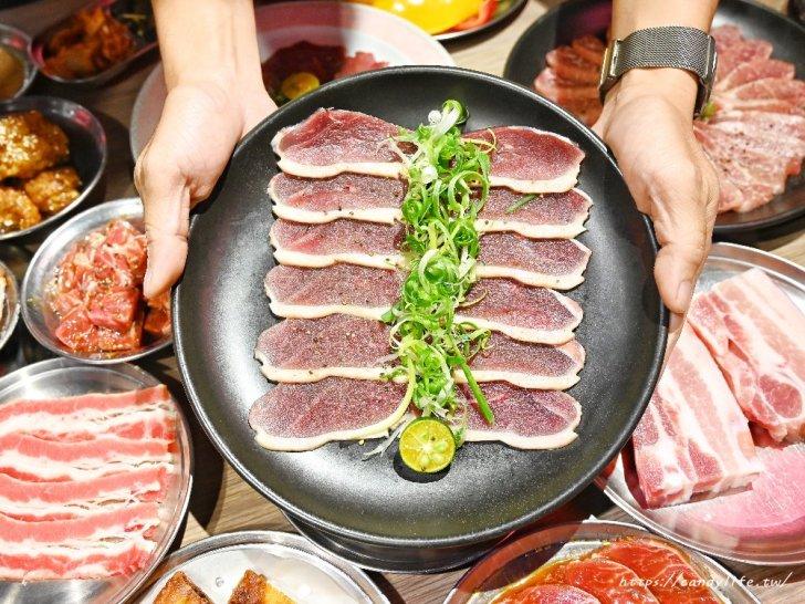 20201205024442 82 - 熱血採訪|台中韓國烤肉吃到飽平日5人同行打8折!滿千在送菲力牛排券