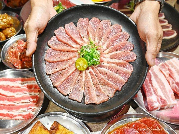 20201205024444 4 - 熱血採訪|台中韓國烤肉吃到飽平日5人同行打8折!滿千在送菲力牛排券