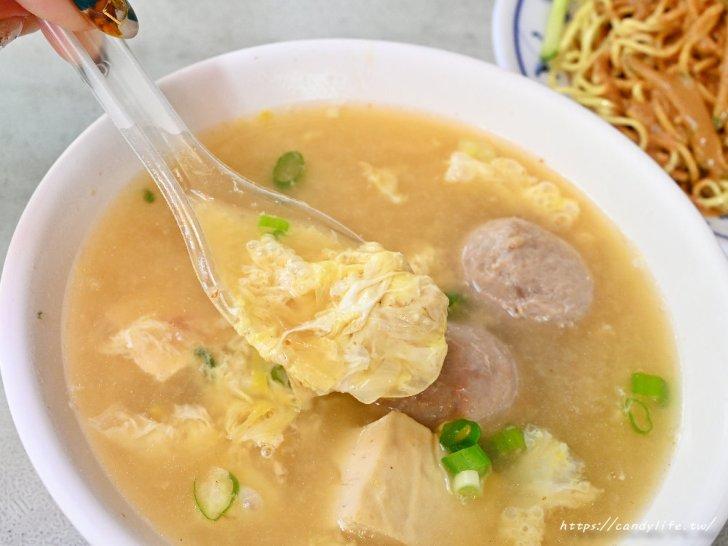 20210213084845 22 - 在台中也吃的到台北涼麵,位置超隱密的人氣銅板美食,除了涼麵,三合一湯也是必點!