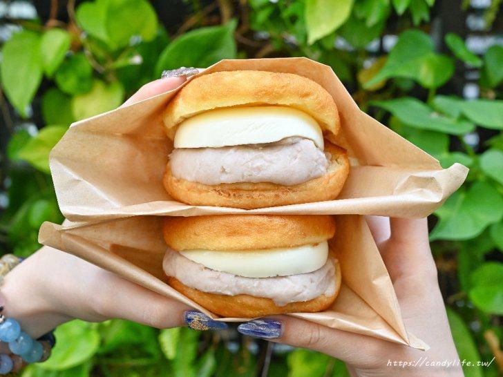 20210417212516 73 - 台中人氣芋見泥鮮奶酪堡只有這三天開賣!沒預訂吃不到!還有美美漸層水果咖啡~