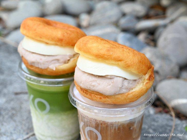 20210417212528 5 - 台中人氣芋見泥鮮奶酪堡只有這三天開賣!沒預訂吃不到!還有美美漸層水果咖啡~