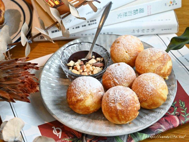 20210509142059 17 - 台中咖啡館推薦,近台中柳川水岸,不只咖啡好喝,還有超可愛的鬆餅球~