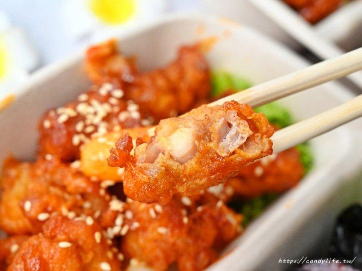 20210616112004 3 - 超美防疫便當在這裡,韓式飯捲搭配韓式炸雞,沒預訂不一定吃的到!