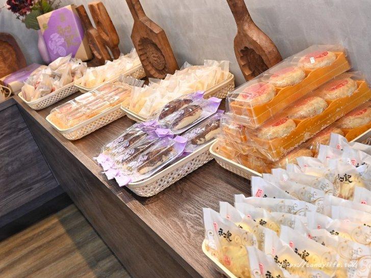 20210915001333 23 - 熱血採訪│利記餅行聯名大甲鎮瀾宮古早味肉餅,內餡飽滿不甜膩,還有人氣綠豆椪賣到大缺貨