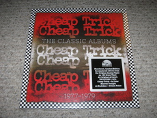 Cheap Trick  The Classic Albums 19771979  5 LP Limited