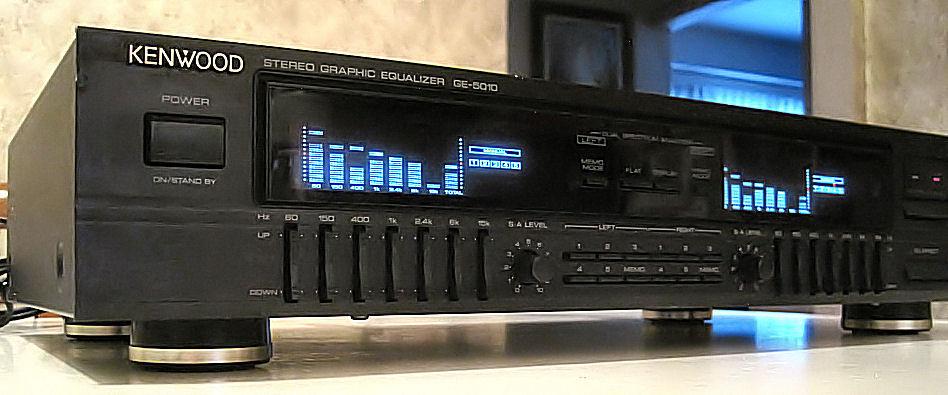 Audio Graphic Equalizer