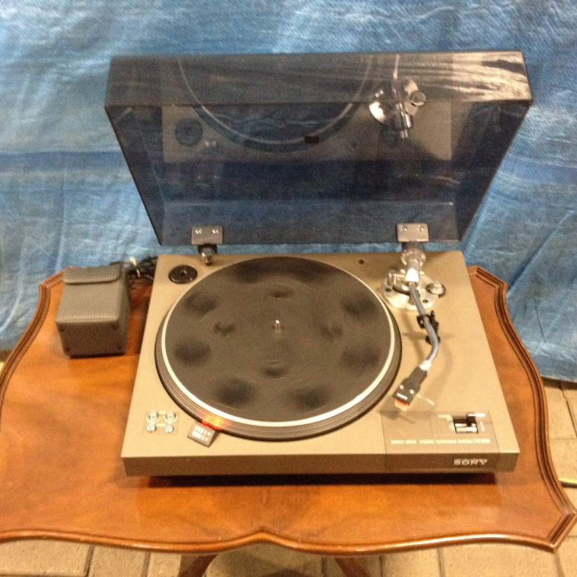 Sony PS3750 Vintage Turntable For Sale - Canuck Audio Mart