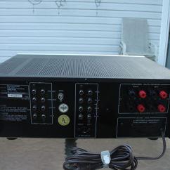 Kenwood Stereo Amplifier Ka 1400b Tornado Alley Diagram Integrated 701 Photo 1015251