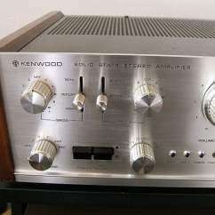 Kenwood Stereo Amplifier Ka 1400b Bubonic Plague Diagram Vintage 7002 Integrated Superb