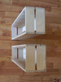 Ikea Boalt Wooden CD Racks (Wall mountable) Photo #1188170 ...