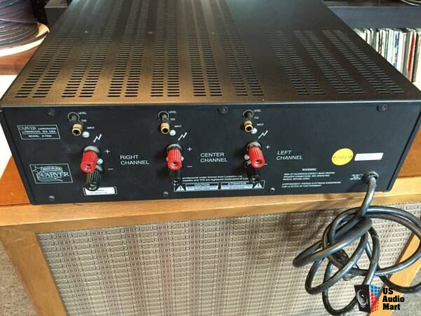 Carver A 753x 3 Channel Power Amp CLEAN Photo 1236916