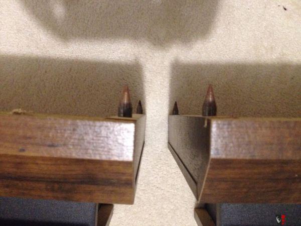 Floor Stand Speaker Spikes - Year of Clean Water