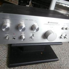 Kenwood Stereo Amplifier Ka 1400b R33 Gtst Wiring Diagram 3500 Integrated Amp Photo 1478286 Canuck