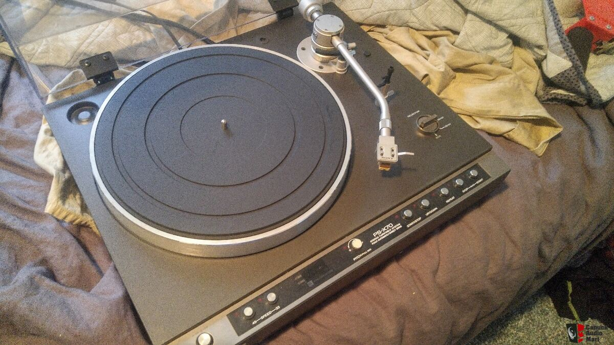 Sony PS-X70 Turntable - Automatic or Manual. Direct Drive. GREAT Condition For Sale - US Audio Mart