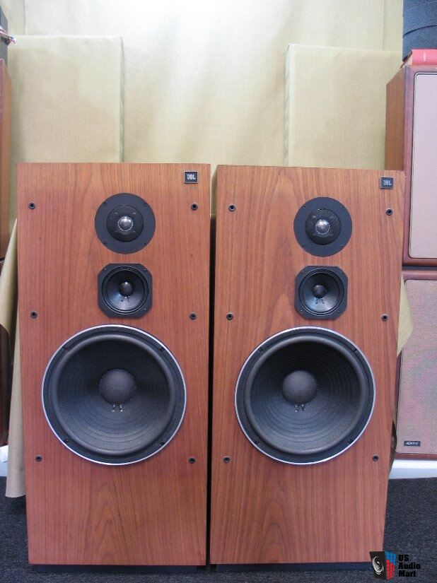 JBL L100T Vintage Audiophile Speakers Photo 1658346