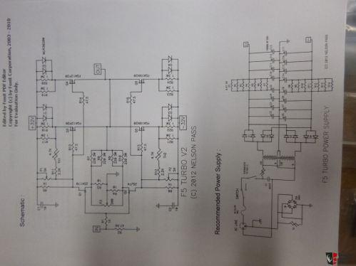 small resolution of nelson pass first watt diy f5 v2 turbo kit 50 watts pp class a power amp