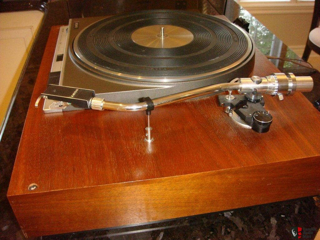 Sony PS-2250 AC direct drive turntable Photo #454328 - Canuck Audio Mart