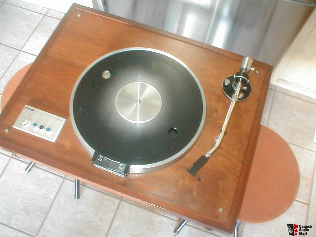 Vintage High End SONY TTS-4000 Turntable Photo #471222 - Canuck Audio Mart