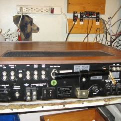 Pioneer Radio Manual 2007 Freightliner M2 Wiring Diagram Vintage Sx 990 Am And Fm Stereo Receiver With