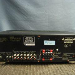 Pioneer Stereo Receiver Test 2000 Ford F250 4x4 Wiring Diagram Am Fm Sx 311r Photo 639005