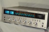 Vintage Marantz 2270 stereo receiver_Very good_New fuse