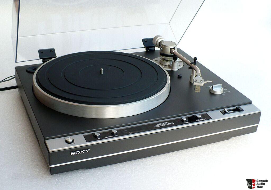 Sony PS-X60 Turntable Photo #824435 - UK Audio Mart