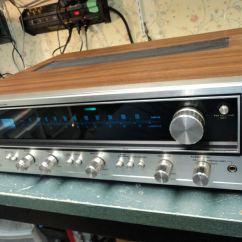 Pioneer Stereo Receiver Test Haltech Iq3 Wiring Diagram Vintage Sx 636 Manual Am Fm