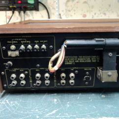 Pioneer Radio Manual Flat Four Wiring Diagram Vintage Sx 636 Am Fm Stereo Receiver