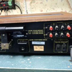 Pioneer Radio Manual 2016 Ford F150 Remote Start Wiring Diagram Vintage Sx 636 Am Fm Stereo Receiver