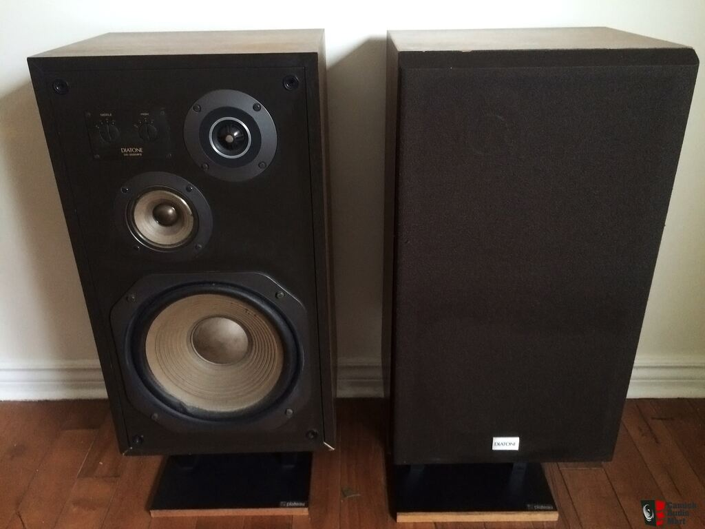 Vintage Diatone DS35B MKII Audiophile Speakers Photo
