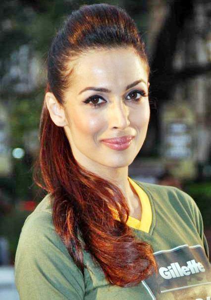 Malaika Arora Khan Hairstyles  Careforhaircouk