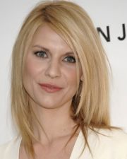 claire danes straight layered hairstyle