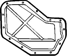 Ford Taurus Transmission Filter