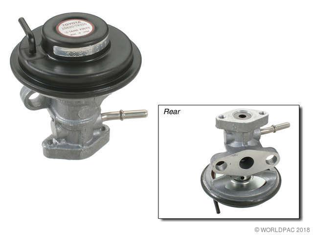 Camryexhaustsystem 1999 Camry 4cyl Egr Valve Switch Sensor Camry