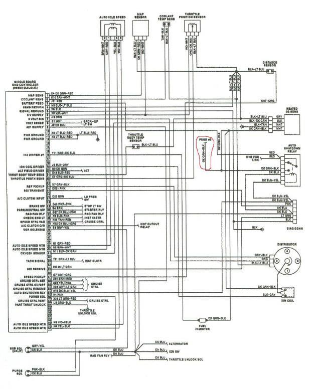1998 dodge stratus fuel pump wiring diagram