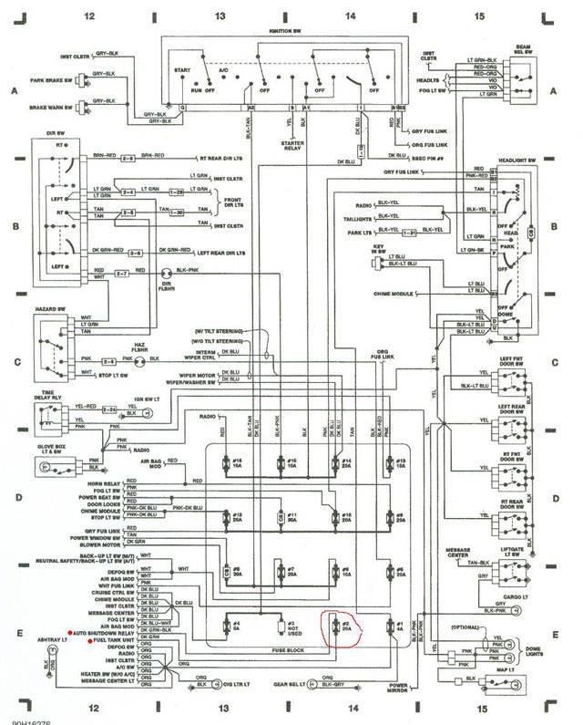 dodge ram 350 wiring diagram