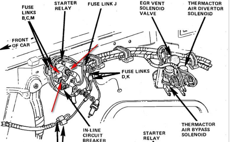 Lincoln Fuel Pump Relay
