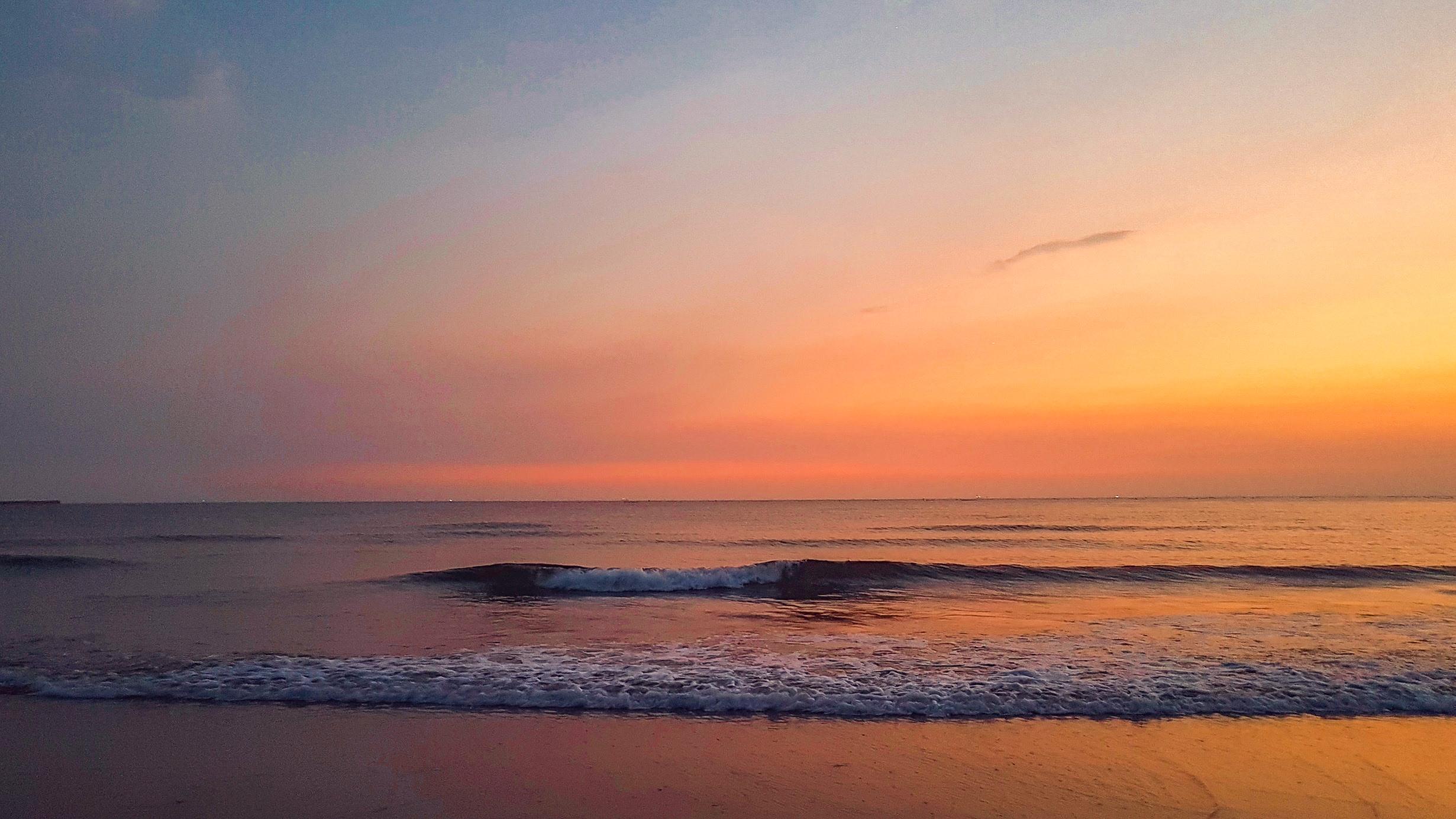 臺南安平 漁光島 - 卡琳。摸魚兒趣