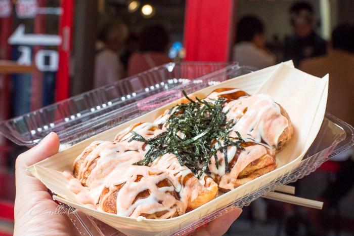 北海道自由行 札幌美食 | タコとハイボール – 狸小路章魚燒