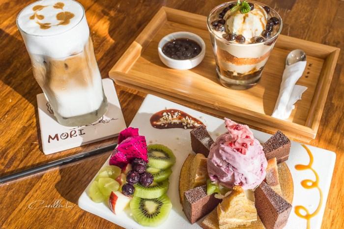 台北 淡水美食 | MORI Baumkuchen 守。年輪蛋糕專賣 – 老街上的日式甜點店