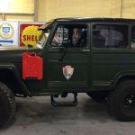 1957 Willys Jeep Wagon Woody Tx Fredericksburg Cozot Cars