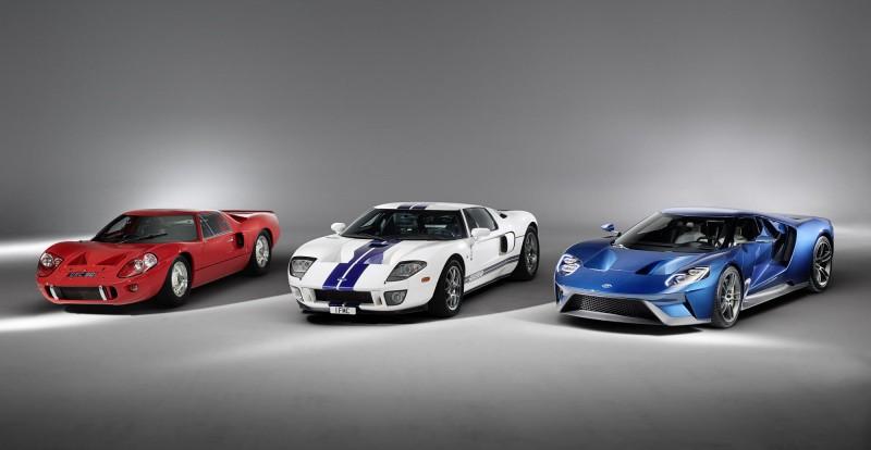 電影《賽道狂人》重現賽車史經典之役 Ford GT40賽車與Ferrari同臺較勁勝出 寫車壇傳奇 - CarStuff 人車事