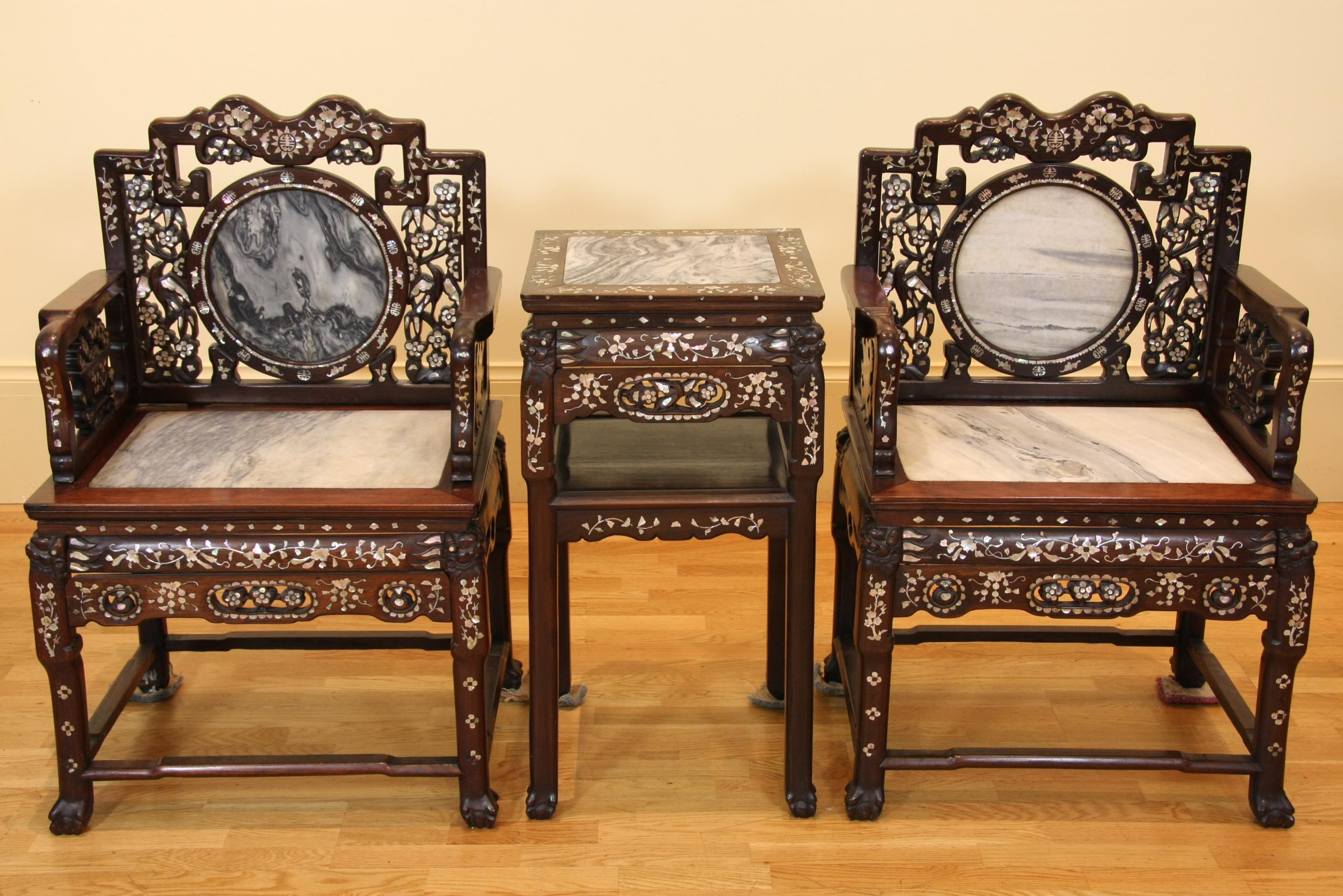 china sofas online ikea sofa table hack pair of rosewood chairs from the qing dynasty 1644 1912