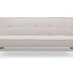 Au Sofa Bed Tempered Glass Console Shelf Table Porter Natural Grey Castlery Australia