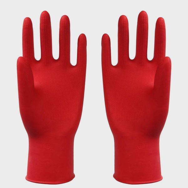 Reusable Children Latex Gloves Size S M L latex
