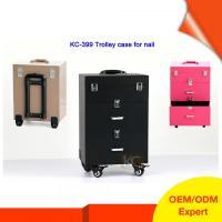 RG Nail Polish Holder Box PVC Cosmetic Vanity Case of ...