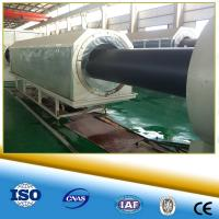 pre fabricated thermal insulation pipe for underground ...