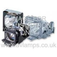 Lamp for Sharp XR-10S/XR-10X projectors of avlamps