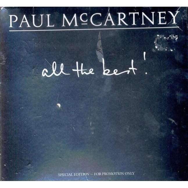 Image result for paul mccartney all the best